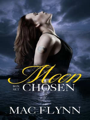cover image of Moon Chosen Box Set (BBW Werewolf Shifter Romance)