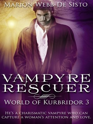 cover image of Vampyre Rescuer