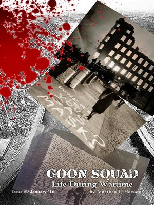 cover image of Goon Squad #9