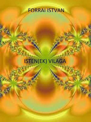cover image of Isten(ek) világa