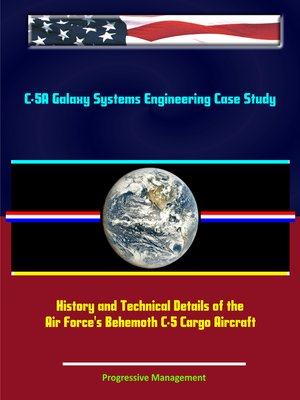 cover image of C-5A Galaxy Systems Engineering Case Study