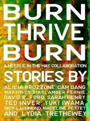 cover image of Burn, Thrive, Burn