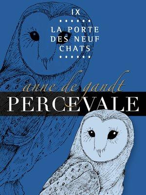 cover image of IX. La Porte des neuf chats