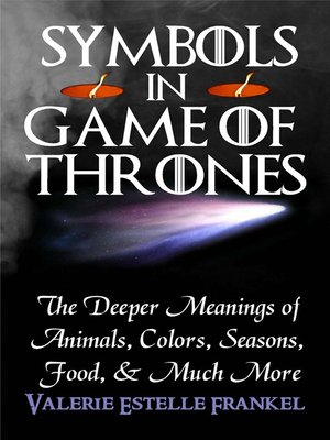 cover image of Symbols in Game of Thrones
