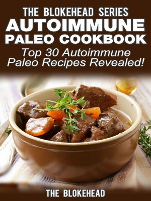 cover image of Autoimmune Paleo Cookbook