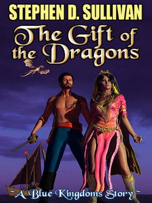 cover image of The Gift of the Dragons