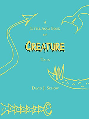 cover image of A Little Aqua Book of Creature Tails