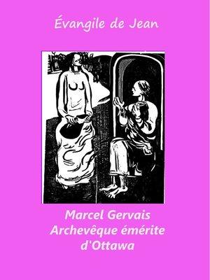 cover image of L'Évangile de Jean