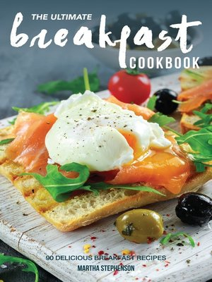 cover image of The Ultimate Breakfast Cookbook