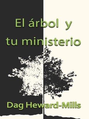 cover image of El árbol y tu ministerio