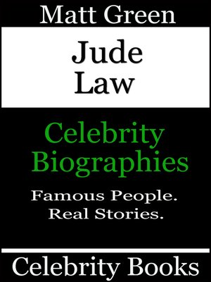 cover image of Jude Law