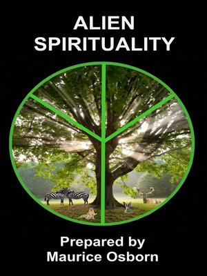 cover image of Alien Spirituality