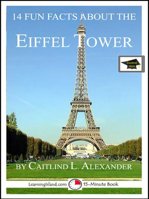 cover image of 14 Fun Facts About the Eiffel Tower