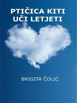 cover image of Ptičica Kiti uči letjeti