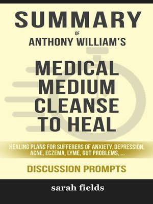 cover image of Summary of Medical Medium Cleanse to Heal