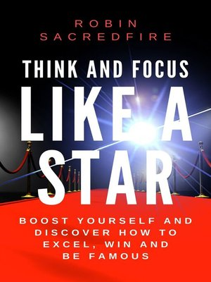 cover image of Think and Focus Like a Star