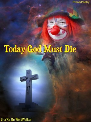 cover image of Today God Must Die