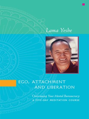 cover image of Ego, Attachment and Liberation
