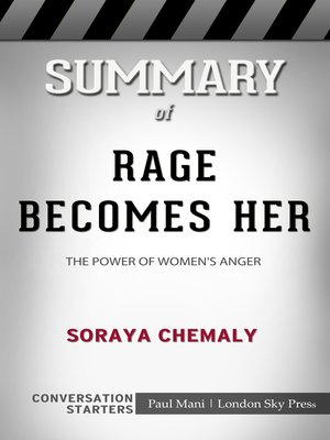 cover image of Summary of Rage Becomes Her