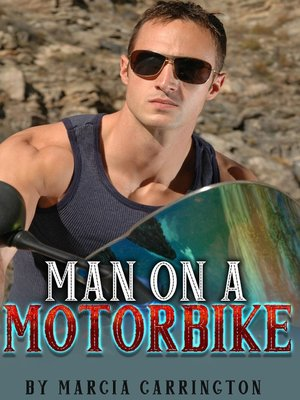 cover image of Man On a Motorbike