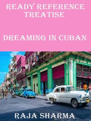analysis dreaming in cuba Christina garcia's novel dreaming in cuban, will leave students curious   specific skills to focus on when giving feedback on literary analysis assignments.