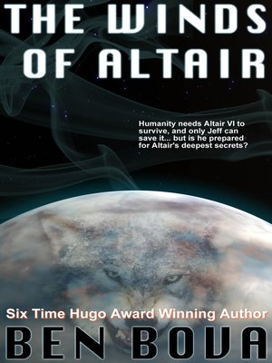 cover image of The Winds of Altair