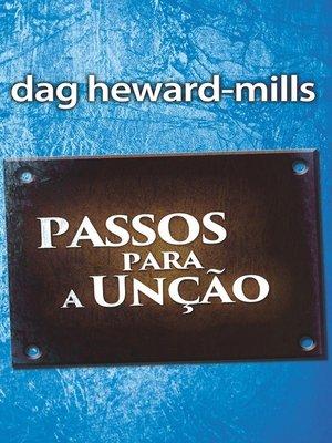 cover image of Passos Para a Unção