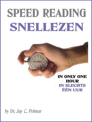 cover image of Speed reading/Snellezen