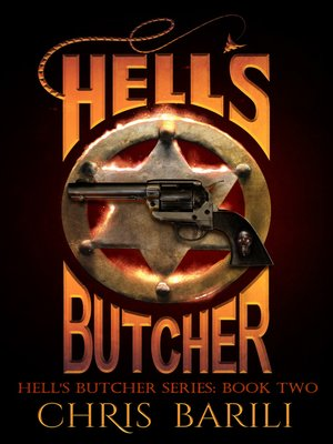 cover image of Hell's Butcher