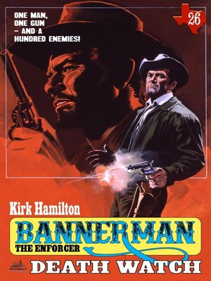cover image of Bannerman the Enforcer 26