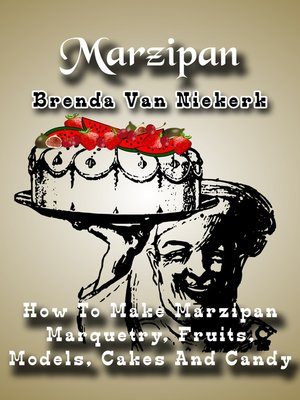 cover image of Marzipan