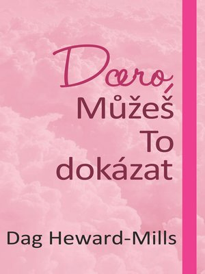 cover image of Dcero, Můžeš to dokázat