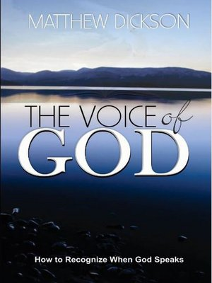 cover image of The Voice of God