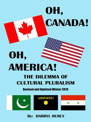 cover image of Oh, Canada! Oh, America!
