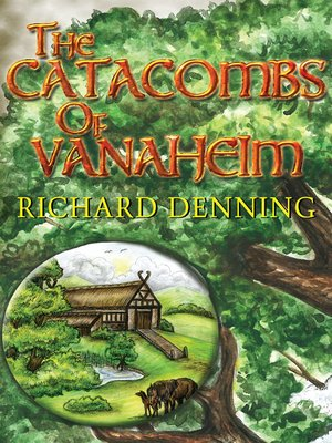 cover image of The Catacombs of Vanaheim