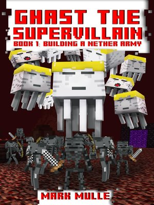 cover image of Ghast the Supervillain, Book 1