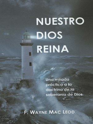 cover image of Nuestro Dios Reina