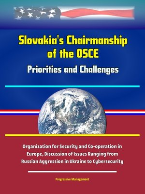 cover image of Slovakia's Chairmanship of the OSCE