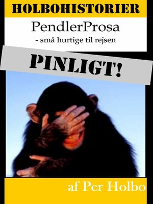 cover image of Pinligt