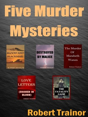 cover image of Five Murder Mysteries