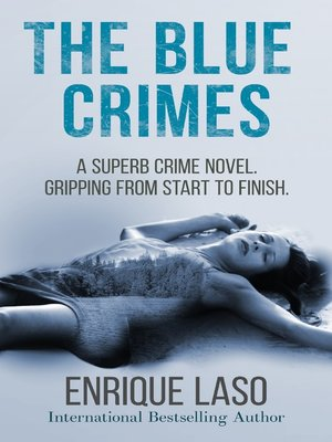 cover image of The Blue Crimes