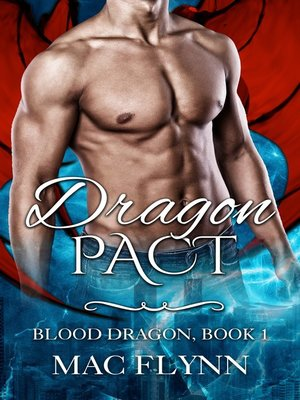 cover image of Dragon Pact