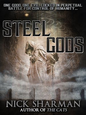 cover image of Steel Gods