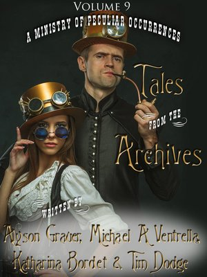 cover image of Tales from the Archives