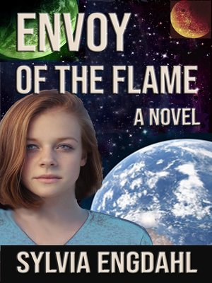 cover image of Envoy of the Flame