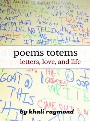 cover image of Poems Totems
