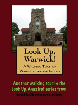 cover image of A Walking Tour of Warwick, Rhode Island