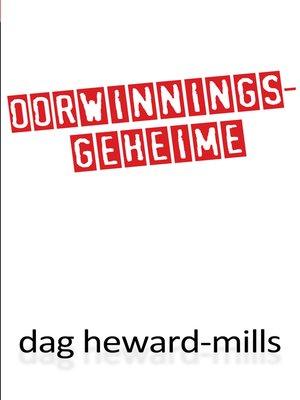 cover image of Oorwinningsgeheime