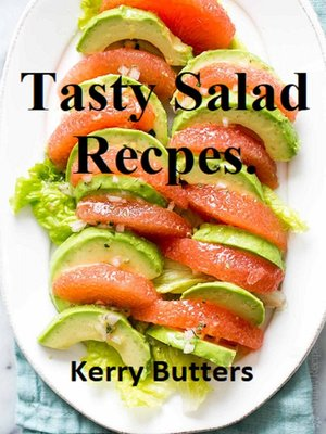 cover image of Tasty Salad Recipes.