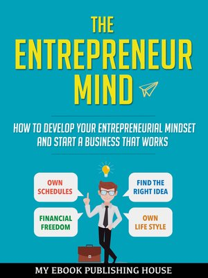 cover image of The Entrepreneur Mind
